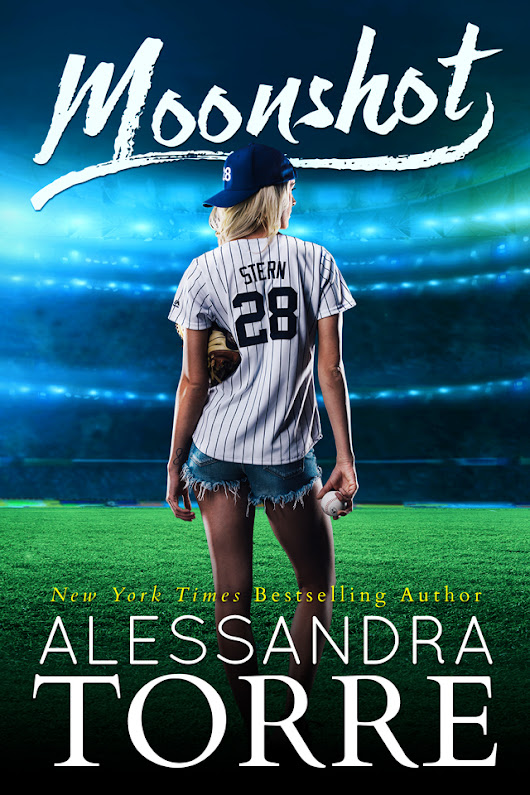 New Release: Moonshot by Alessandra Torre