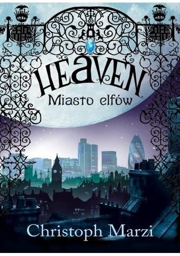 Okładka książki Heaven. Miasto elfów