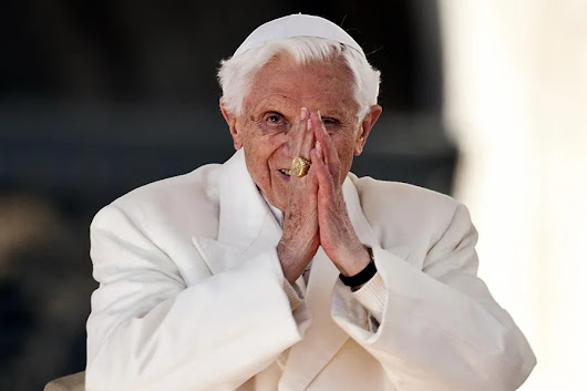 Benedict XVI tells EWTN: 'Thank you for your work'