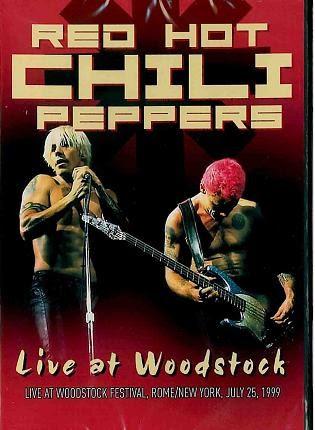 Resultado de imagem para red hot chili peppers woodstock 1999 dvd