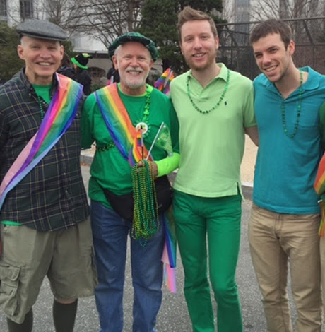 LGBT contingent to march in St. Patrick's Parade