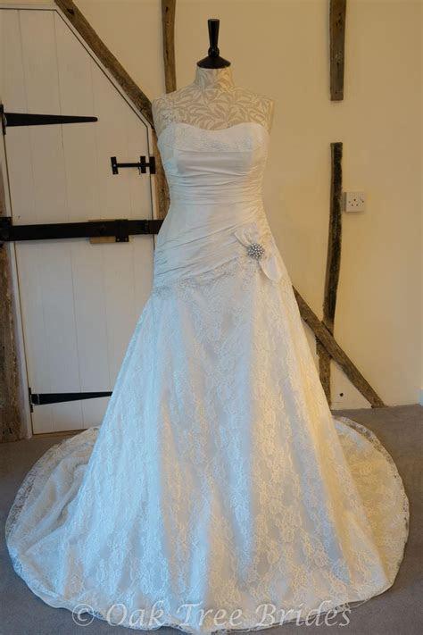 Nicola Anne Sardinia Designer Wedding Dress   Oak Tree Brides