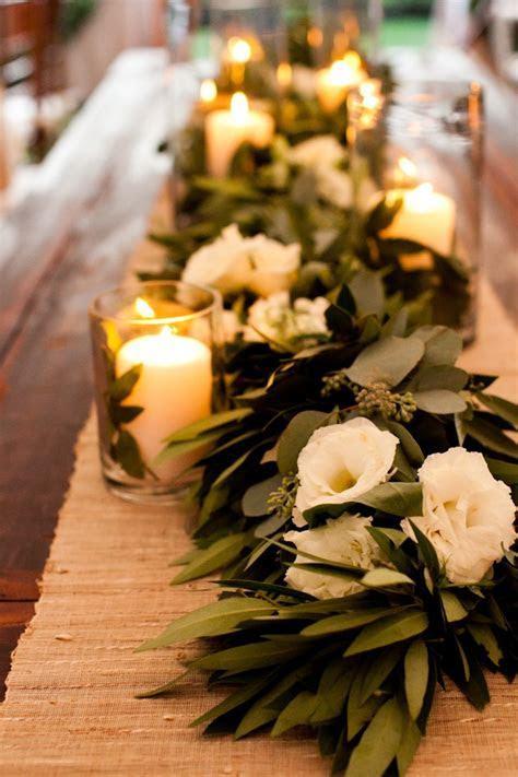 Wedding Garland Centerpiece   Elizabeth Anne Designs: The