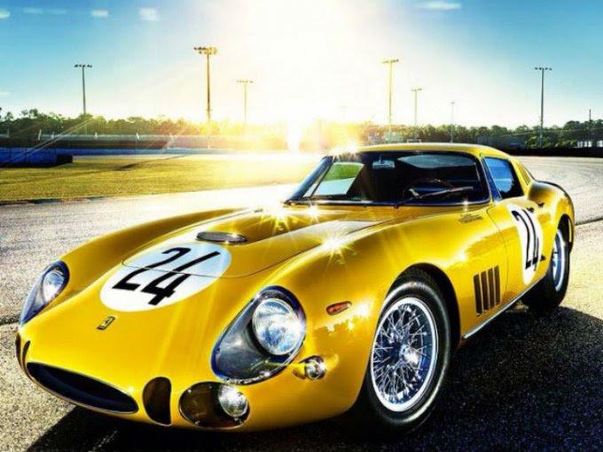 Este es el Ferrari más caro de la historia