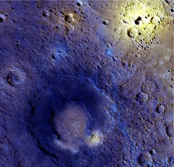 Sonda da NASA mostra