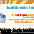 3 Major Email Marketing Mistakes (and How to Avoid Them!)