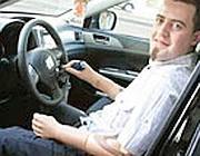 Christian Kandlbauer alla guida