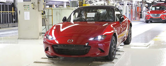 Why the Mazda MX-5 Roadster will be a runaway success