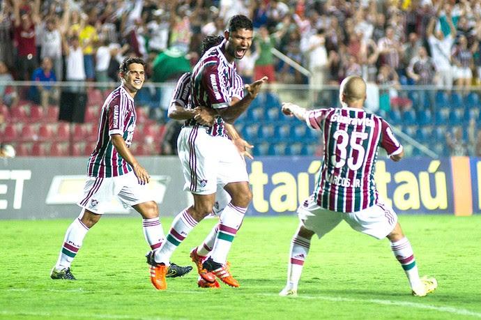 Gum, Fluminense x Avaí (Foto: Bruno Haddad / Fluminense.com.br)