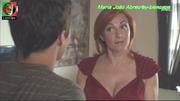 Maria João Abreu sensual no filme Vestida para casar