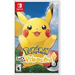 Nintendo Pokemon: Let's Go, Pikachu! for Nintendo Switch HACPADW2A