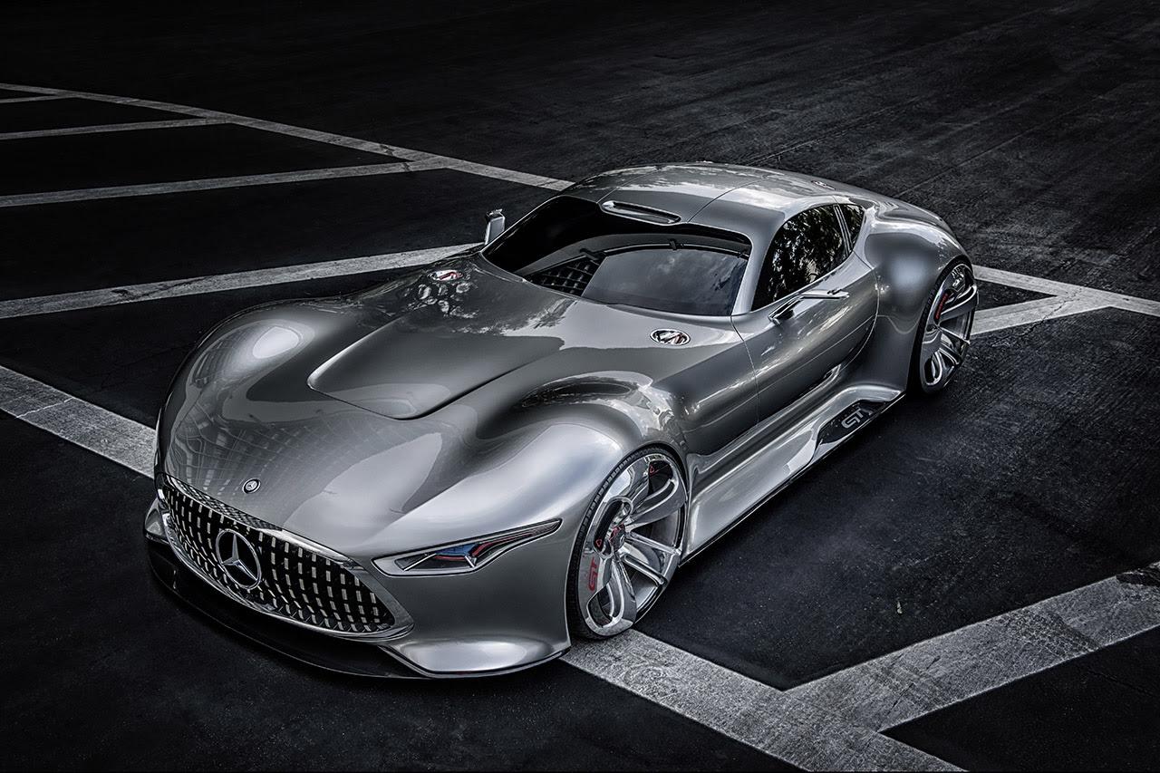 Mercedes-Benz AMG Vision Gran Turismo - egmCarTech