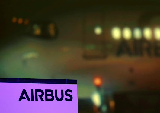 Airbus to shift employees to Google's G Suite: memo | Reuters
