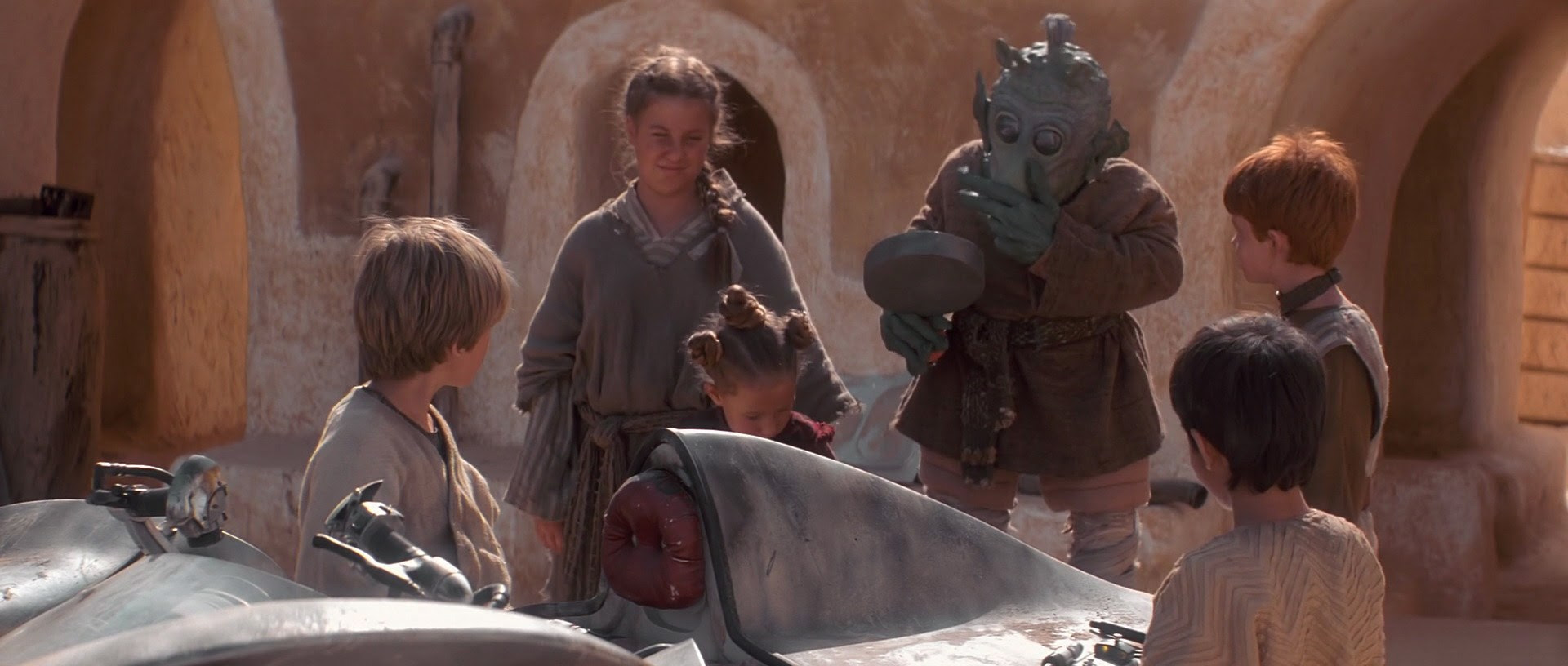 Finding the Joy in The Phantom Menace | Anakin and His Angel