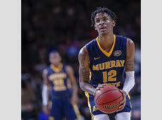 Strong NCAA Tourney Could Catapult Ja Morant to No. 2