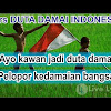 Lirik Mars Duta Damai Indonesia - Download Mars Duta Damai mp3