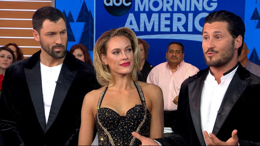 Video: Maks Chmerkovskiy, Val Chmerkovskiy and Peta Murgatroyd: New tour is 'honest truth behind our lives'