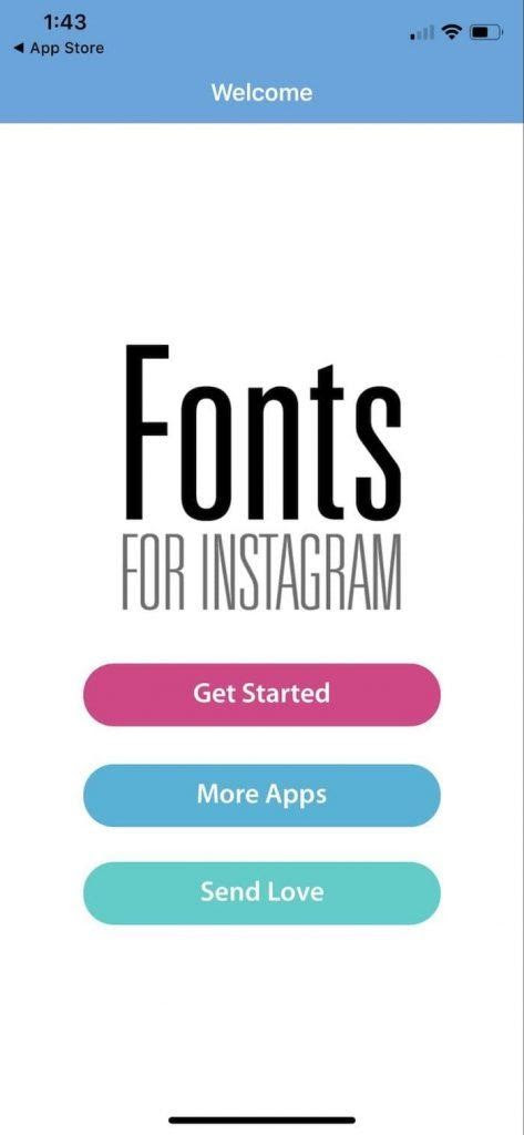 How to customize Instagram Fonts Then fill out a form and you'll have your own custom image created on the fly.