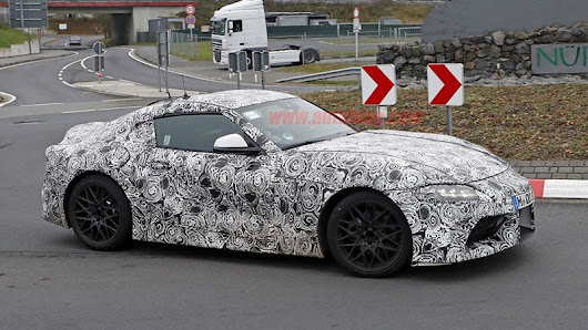 Toyota Supra to bow in Geneva in four trims under Gazoo Racing brand - Autoblog