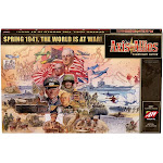 Axis & Allies Anniversary Edition Strategy Board Game 2017 Edition
