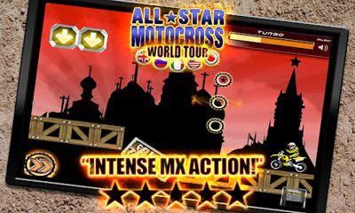 Imagens do All star motocross: World Tour para tablet Android, telefone.