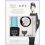OPI Breakfast at Tiffany's Collection GelColor Gel Polish + Artist Series Duo #1