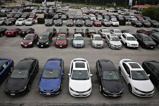 The Bad News in Strong Car Sales