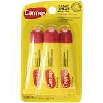 Carmex Everyday Soothing Lip Balm - 3 pack, 0.35 oz tubes