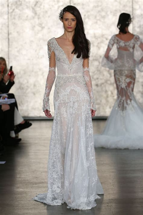 30 of the Most Beautiful Long Sleeve Wedding Dresses for