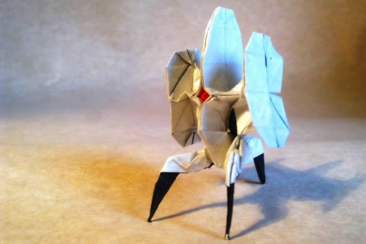23 More Excellent Origami Models from Video Games