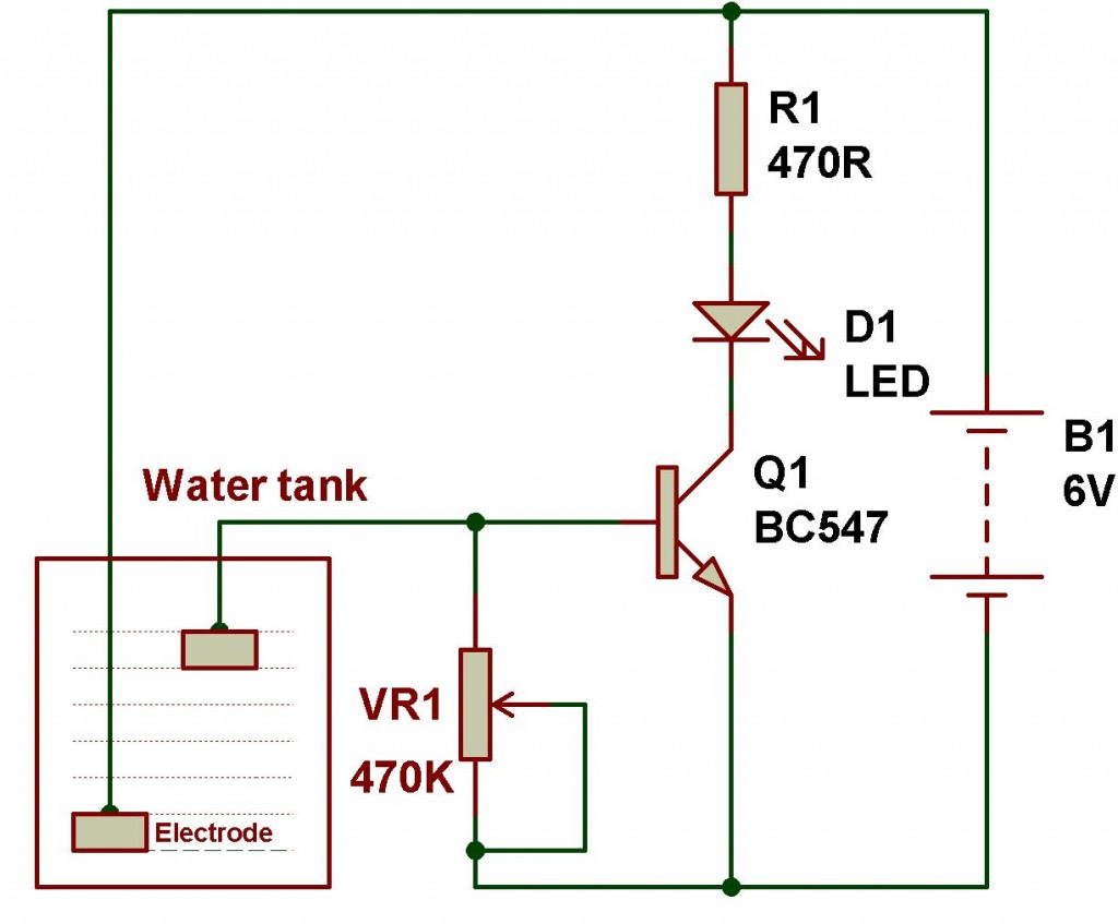 21 Images Ldr Switch Circuit Diagram