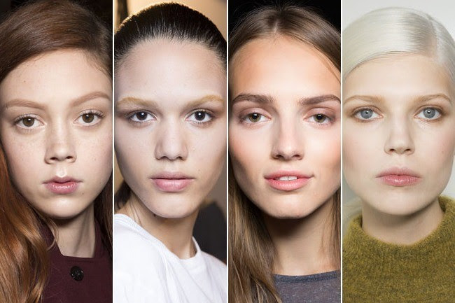 Top Beauty Trends from NYFW Spring 2015