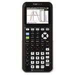 Texas Instruments TI-84 Plus CE Color Graphing Calculator, Each (TEXTI84PLUSCE)