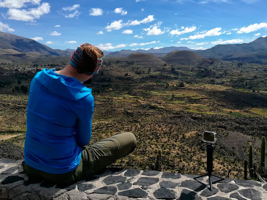 Valley of volcanoes in Andagua. Alternative tours in Peru! - Sylwia Travel