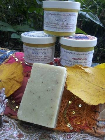 Delicious Winter Body Butter Treats