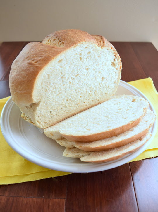 Easy Sourdough Bread (with starter instructions) - My ...