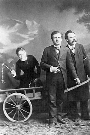 Lou Salomé, Paul Ree and Friedrich Nietzsche (...