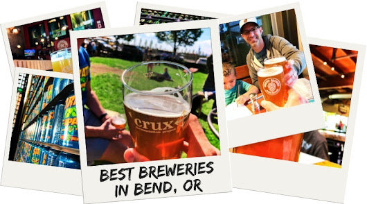 Best breweries in Bend: family friendly brewery tours and brew pubs