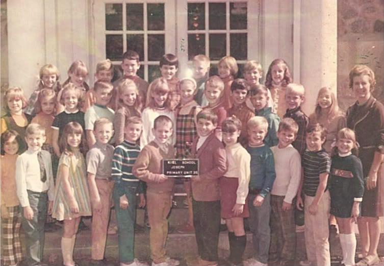 Mrs. Joseph's 3rd Grade Class Oct. 1969, Kiel School Kinnelon, NJ