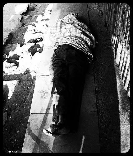 The Common Man Simply Died In His Sleep.. by firoze shakir photographerno1