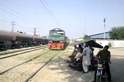 Kot Lakhpat Railway Station Peco Road Lahore