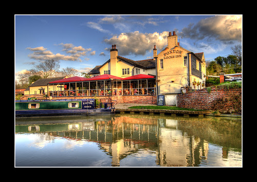 The Foxton Locks Inn