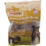 Top Chews Chicken & Apple Recipe 100% Natural Dog Treats