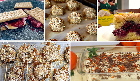 Girl Scout Cookie Recipe Roundup