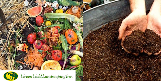 Benefits of Compost on Lawn - Green Gold Landscaping Inc