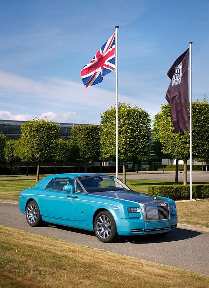 Rolls-Royce Ghawwass Phantom Coupe