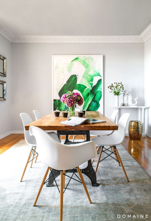 Rethinking the Dining Space