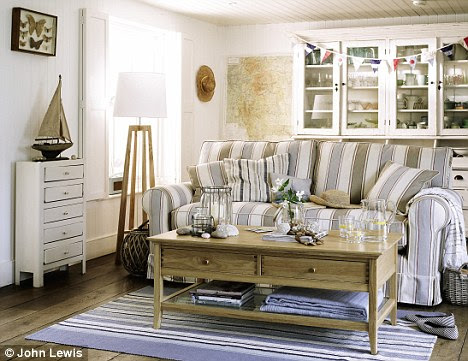 Sun, seaside and style: Bring the shore indoors | Mail Online