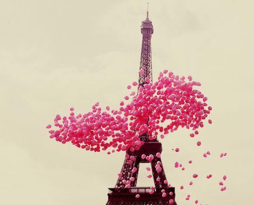 *romantic, vain, convivial, petty - defining Paris*