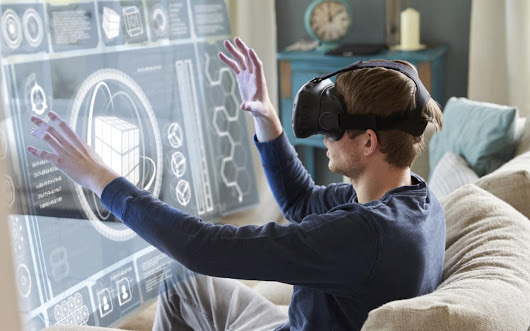 Why virtual reality is becoming business reality